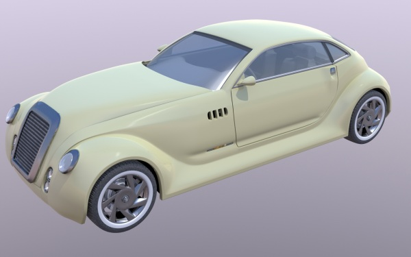 Retro concept